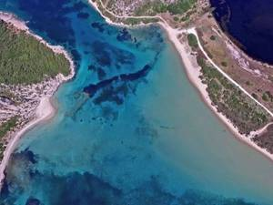 Ένας άγνωστος «παράδεισος» της Πελοποννήσου (video)