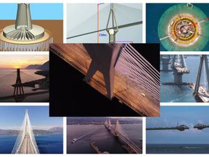 Γέφυρα Ρίου - Αντιρρίου: Η ιδέα, η υλοποίηση και το μοναδικό αποτέλεσμα (video)
