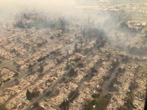 Τραγωδία στην Καλιφόρνια: Οι αγνοούμενοι ξεπέρασαν τους 1.000