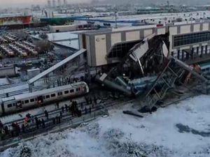 Τουρκία: Εκτροχιασμός τρένου με 4 νεκρούς