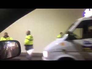 Σοβαρό τροχαίο ατύχημα στην Περιμετρική Πατρών (video)