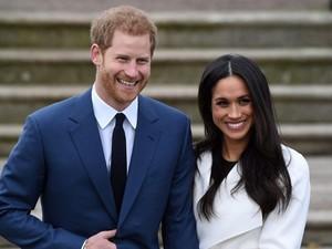 Πρίγκιπας Χάρι - Μέγκαν Μαρκλ: Η μοναδική φωτογραφία από τη γαμήλια δεξίωσή τους