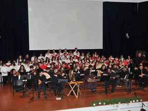 Όλα έτοιμα για την μεγάλη Χριστουγεννιάτικη συναυλία του Δημοτικού Ωδείου Πάτρας