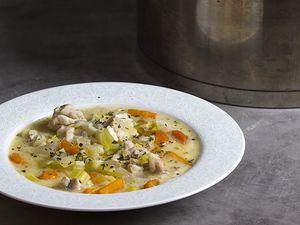 Η κοτόσουπα είναι φάρμακο για το κρυολόγημα