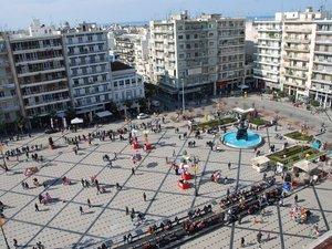 Έρχεται μίνι καρναβαλικό 'μουσείο' στην πλατεία Γεωργίου της Πάτρας!