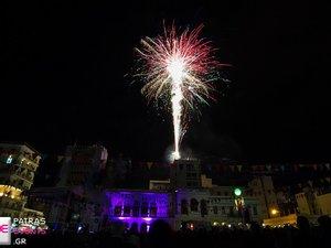 Πάτρα: Χείμαρρος πυροτεχνημάτων για την τελετή έναρξης - Η νύχτα θα γίνει μέρα!