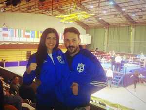 Εβελίνα Μαυρομμάτη - Η πυγμάχος της Άμυνας Πατρών 'πετάει' τα... γάντια της στην Ευρώπη!