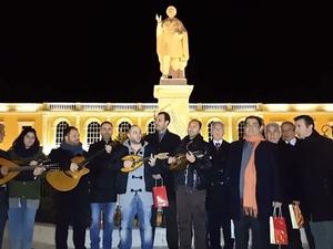 Οι Τραγουδιστάδες τση Ζάκυνθος στο Πατρινό Καρναβάλι