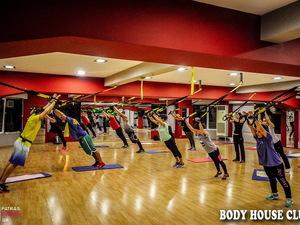 Body House Club… το γυμναστήριο που εκπληρώνει τους στόχους μας!