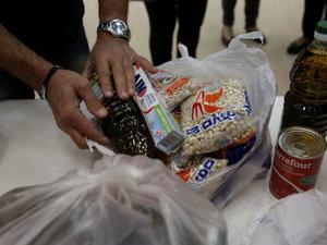 Δυτική Ελλάδα: Αναδιανομή τροφίμων στους ωφελούμενους του προγράμματος ΤΕΒΑ της Π.Ε. Αχαΐας