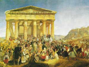 Τα σημαντικότερα γεγονότα της 25ης Μαρτίου στο patrasevents.gr