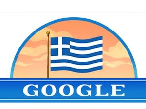 H Google τιμά στο Doodle της την εθνική επέτειο των Ελλήνων για την Επανάσταση του 1821