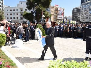 Φ. Κουβέλης: 'Η Ελλάδα προχωράει μπροστά, οφείλουμε να εξασφαλίσουμε την ενότητά μας' (φωτο)