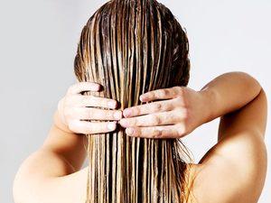 Μάσκα για τα εύθραυστα μαλλιά