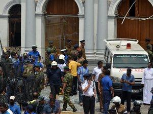 Σρι Λάνκα: Στους 290 οι νεκροί από τις 8 εκρήξεις