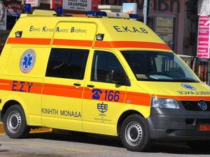 Παλαιό Φάληρο - 8χρονος καταπλακώθηκε από γκαραζόπορτα