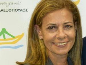 Κατερίνα Γρ. Σολωμού: 'Να κάνουμε την Πάτρα μας, έξυπνη και σύγχρονη πόλη!'
