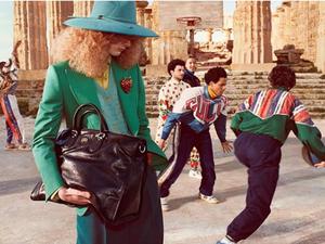 Ο οίκος Gucci πάντρεψε τον αρχαιοελληνικό χώρο με την νέα του καμπάνια (φωτο)