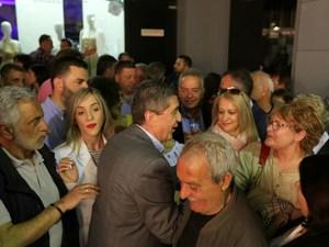 Mεγάλη συγκέντρωση Αλεξόπουλου: 'Οι Πατρινοί έδωσαν εισιτήριο για το β΄γύρο' (φωτο+video)