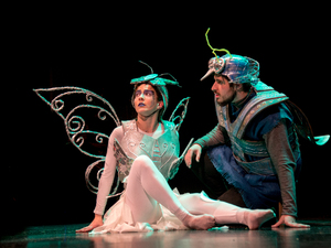 Πάτρα - Με εξαιρετική επιτυχία, η τρίτη παράσταση του έργου 'Τα Μάγια της Πεταλούδας'!