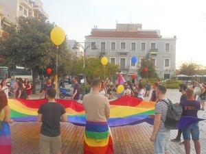 Το 4o Patras Pride έρχεται - Φέτος έχει έδρα την πλατεία Όλγας