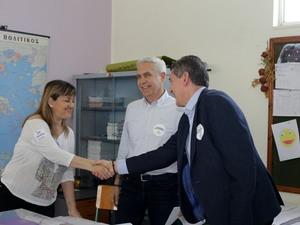 Γρ. Αλεξόπουλος: Σήμερα είναι η μέρα της κρίσης. Αύριο είναι η μέρα της ευθύνης και της συνεργασίας (φωτο)
