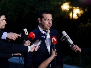 Τσίπρας μετά το ΚΥΣΕΑ: 'Κυρώσεις στην Άγκυρα αν έκανε γεωτρήσεις'