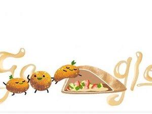 Το σημερινό doodle της Google γιορτάζει την Παγκόσμια Ημέρα του Φαλάφελ (video)
