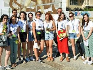 Artwalk Πάτρας - Η πόλη αλλάζει και μια νέα γενιά ενεργών πολιτών κοιτάζει ψηλά (video)