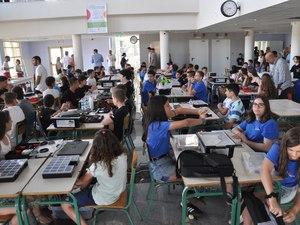 'Σαλπάρουν' από Πάτρα για την Ολυμπιάδα Εκπαιδευτικής Ρομποτικής 18 μαθητικές ομάδες (φωτο)
