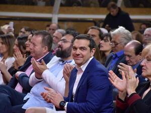 Στην Πάτρα ο Αλέξης Τσίπρας τρεις ημέρες πριν από τις εκλογές