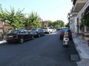 Πάτρα: Συνεχίζονται οι ασφαλτοστρώσεις στους δρόμους (φωτο)