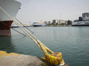 Δεμένα τα πλοία την Τετάρτη 3 Ιουλίου