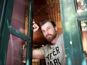 Σόλων Τσούνης: 'Μέσα από τις τέχνες γίνομαι καλύτερος άνθρωπος'