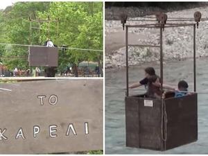 Road trip στο ξακουστό 'Καρέλι' της Ορεινής Ναυπακτίας (video)