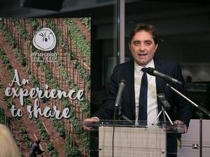 Η Περιφέρεια Δυτικής Ελλάδας παρούσα στο «National Geographic Food Festival»