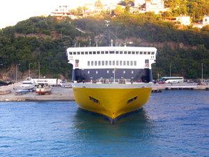 Διανυκτέρευσαν στη θάλασσα επιβάτες και πλήρωμα του 'ΜΑΡΕ ΝΤΙ ΛΕΒΑΝΤΕ'