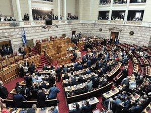 Η ορκωμοσία των 300 της Βουλής - Δείτε live
