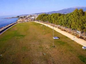 Πάτρα: Ολοκληρώθηκε η παιδική χαρά και το πάρκο στην περιοχή 'Εύα' (pics+video)