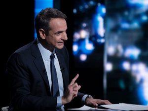 Μητσοτάκης στο CNN: 'Οι πολίτες ψήφισαν με τη λογική παρά με το συναίσθημα'