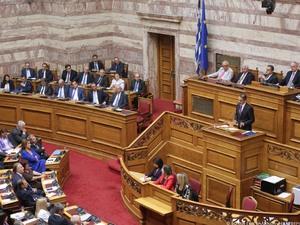 Πώς ψήφισαν οι βουλευτές Αχαΐας στις προγραμματικές δηλώσεις της κυβέρνησης