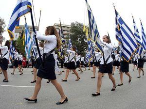 Καταργείται η κλήρωση για τη σημαία στα σχολεία