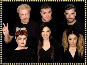Η ψυχοθεραπευτική κωμωδία 'Toc Toc' παρουσιάζεται απόψε στην Πάτρα!