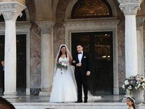 Μάρα & Βασίλης - Ενώθηκαν με τα ιερά δεσμά του γάμου, στην Πάτρα! (video)