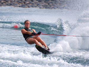 Όλη η γαλλική αφρόκρεμα του Water Skiing στην Πάτρα!