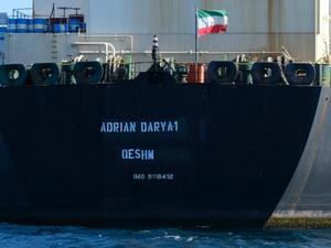 Adrian Darya 1: Πάει Τουρκία το ιρανικό τάνκερ