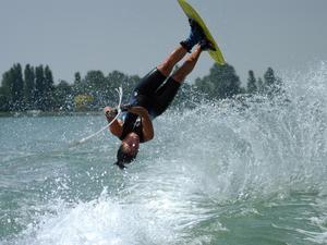 Αγγελική Ανδριοπούλου - 'Ένας θρύλος του Water Skiing στην Πάτρα!