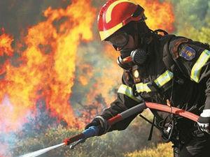 Αχαΐα: Εκδηλώθηκε φωτιά στα Σαγέικα