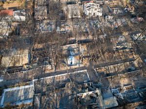 Φωτιά στο Μάτι: Καταγγελία για δολιοφθορά στη μηχανή του πραγματογνώμονα