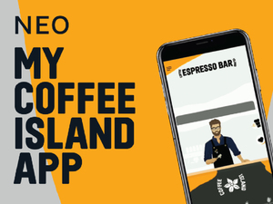 My Coffee Island Αρρ όπου και να βρίσκεσαι!